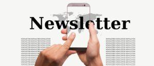 Newsletter ; l'actualité de la semaine du 22 au 28 mai | RGPD Express